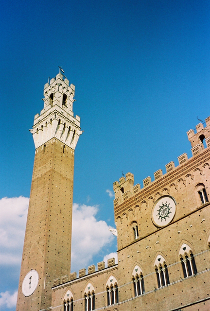 Palazzo Pubblico - Siena, Italy