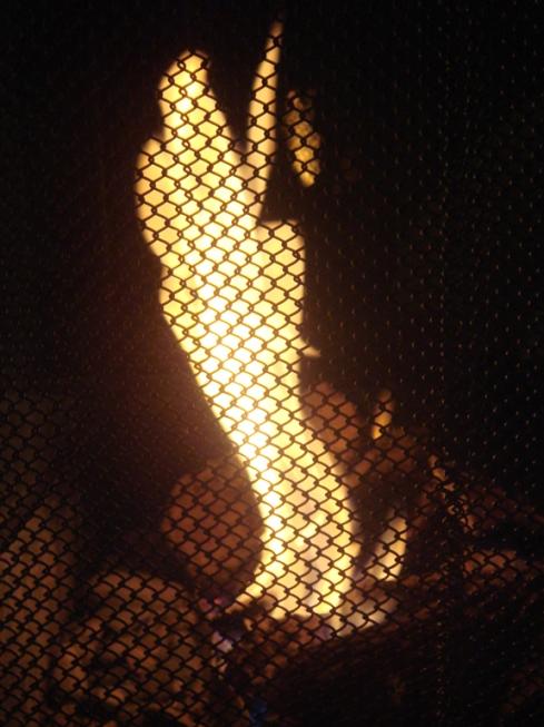 Doug Fir Fire