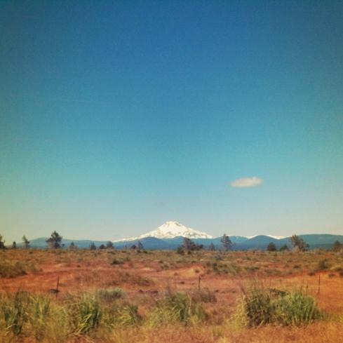 Mt Jefferson Oregon