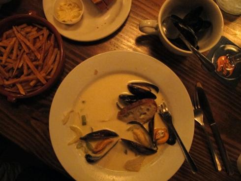 Bazi Bierbrasserie Mussels Blonde