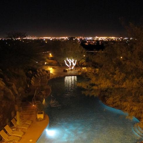 The Buttes Pool, Phoenix, AZ
