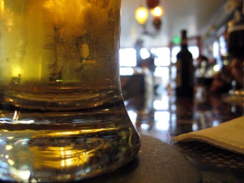 Beers at Saraveza