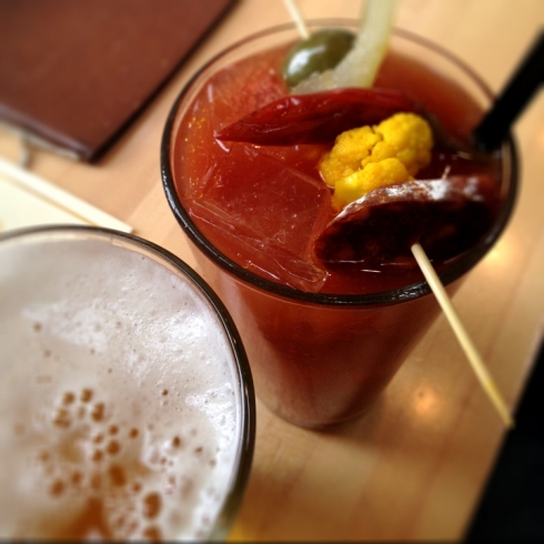 Olympic Provisions Bloody Mary