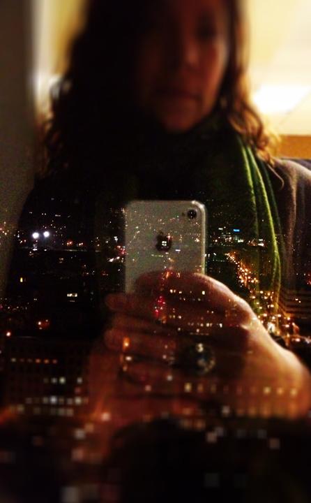 City Lights at my Fingertips