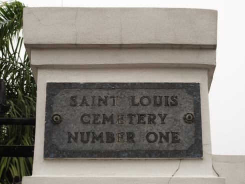 St Louis 1, New Orleans