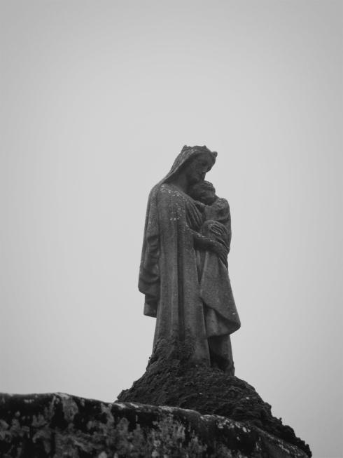 Statue, St Louis 1, New Orleans