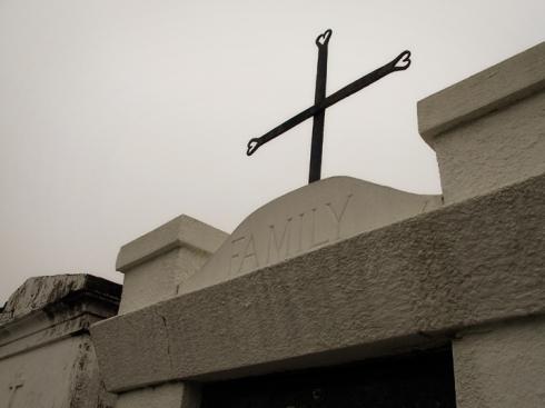 Cross, St Louis 1, New Orleans