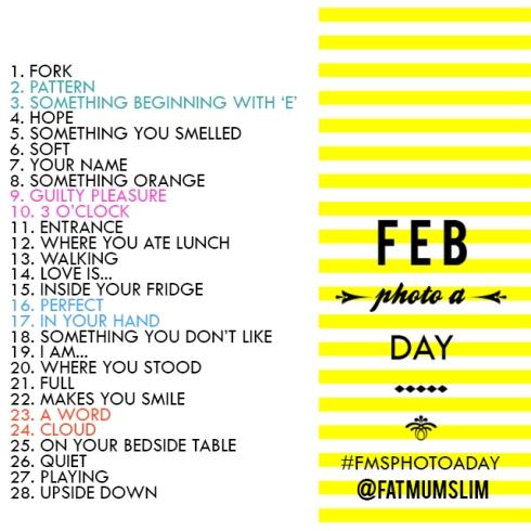 Fat Mum Slim Februaru 2013
