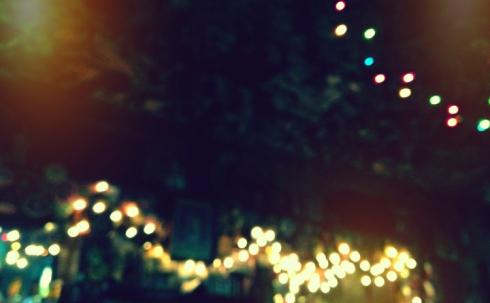 Irish Bar Lights - New Orleans