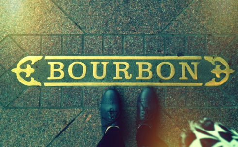 Bourbon Street - From Where I Stand - New Orleans