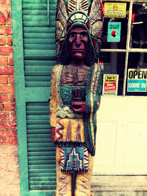 French Quarter Chief - New Orleans