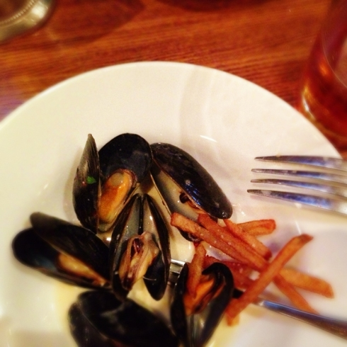 Mussels Lüke New Orleans