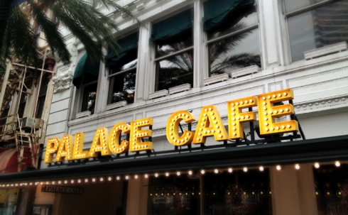 Palace Cafe - New Orleans