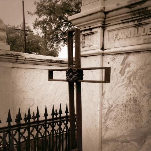 St Louis 1 Cross - New Orleans