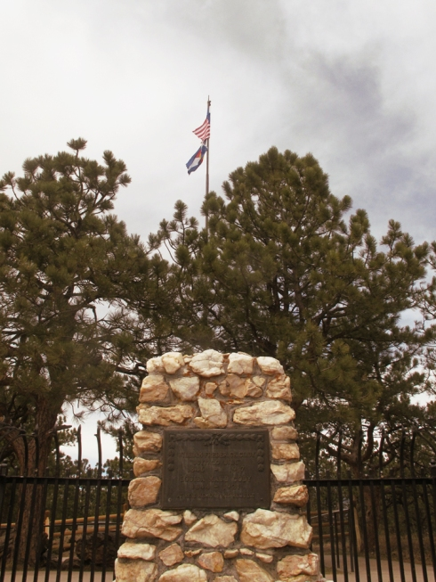 Buffalo Bill Cody, Golden Grave,, Colorado