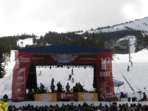 Mighty Mighty Bosstones, Breckenridge, Colorado