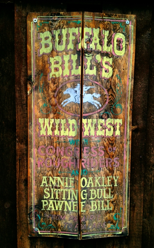 Buffalo Bill Cody Colorado Design by Jen