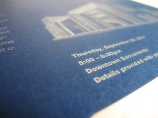 BIM Software Sales Meeting Direct Mail Postcard