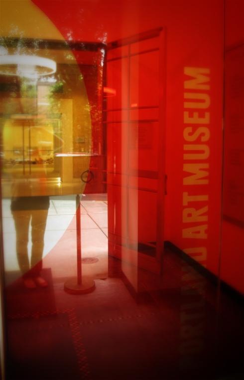 Portland Art Museum Mark Building Entrance