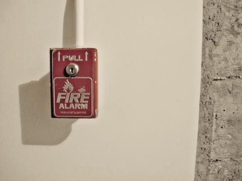 Design by Jen Fire Alarm