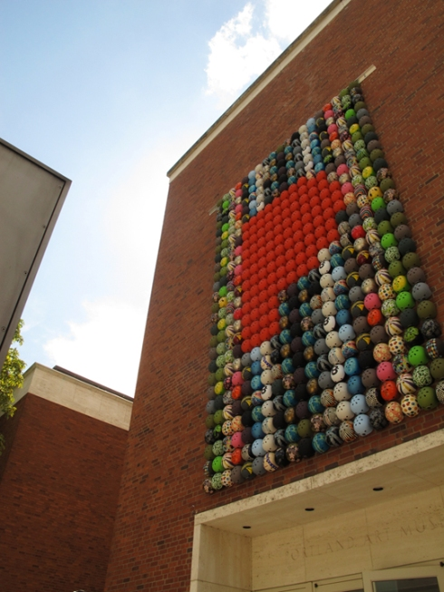 Design by Jen Porttland Art Museum