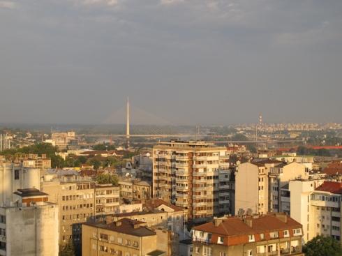 Belgrade Serbia Balkans Beograd Travel