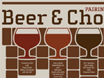 Design by Jen Lompoc Beer Chocolate Event Poster Design