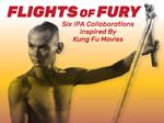 Lompoc Brewing Flight of Fury Poster