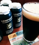 Lompoc Brewing Lomporter Cans
