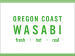 Oregon Coast Wasabi Logo Design